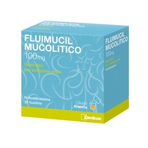 Offerta Speciale Fluimucil Mucol Os 30Bust100Mg