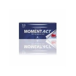 Offerta Speciale Momentact 10Cps Molli 400Mg