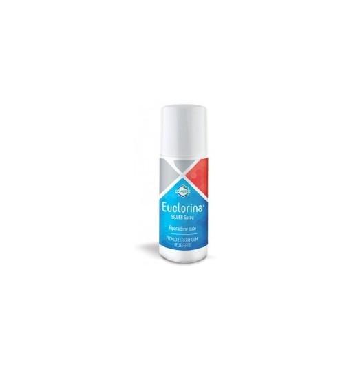 Euclorina Silver Spray Riparazione Cute 125 Ml