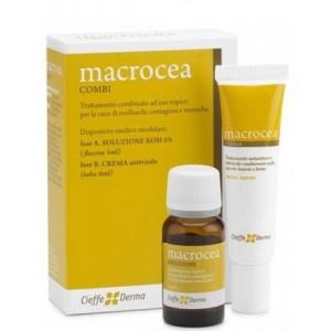 Macrocea Combi Soluzione 5 Ml + Crema 8 Ml