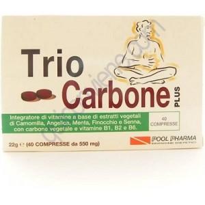 Offerta Speciale Triocarbone Plus 40 Compresse