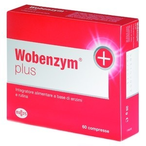 Wobenzym+ Plus 60 Compresse