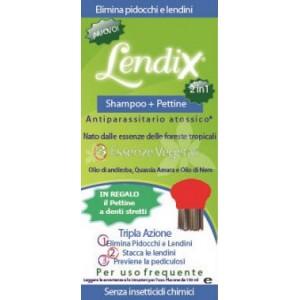 Offerta Speciale Lendix Sh Plus+Pettine 2In1