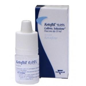 Offerta Speciale Ketoftil Coll Fl 10Ml 0,5Mg/Ml