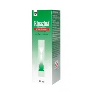 Rinazina Spray Nas 15Ml 0,1%
