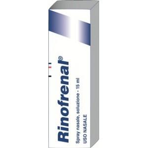 Offerta Speciale Rinofrenal Rinol Soluz Fl 15Ml