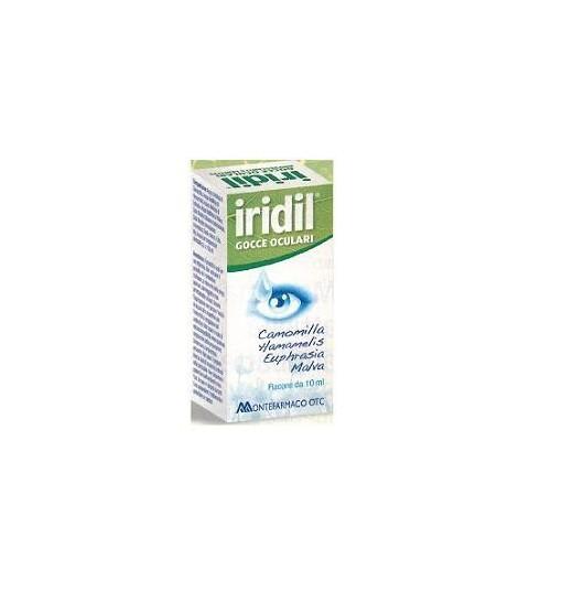 Offerta Speciale Iridil Gocce Oculari 10 Ml