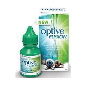 Offerta Speciale Soluzione Oftalmica Optive Fusion Flacone 10 Ml