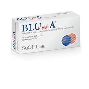 Offerta Speciale Blu Yal A Gocce Oculari 15 Flaconcini Monodose