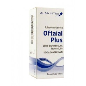 Offerta Speciale Soluzione Oftalmica Oftaial Plus Acido