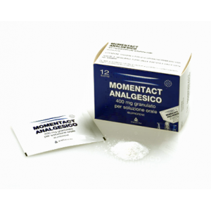 Offerta Speciale Momentact Analgesico 12Bust