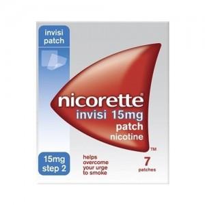 Nicorette 7Cer Transd 15Mg/16H