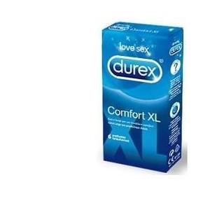Profilattico Durex Comfort Xl 6 Pezzi
