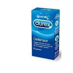 Profilattico Durex Defensor 9 Pezzi