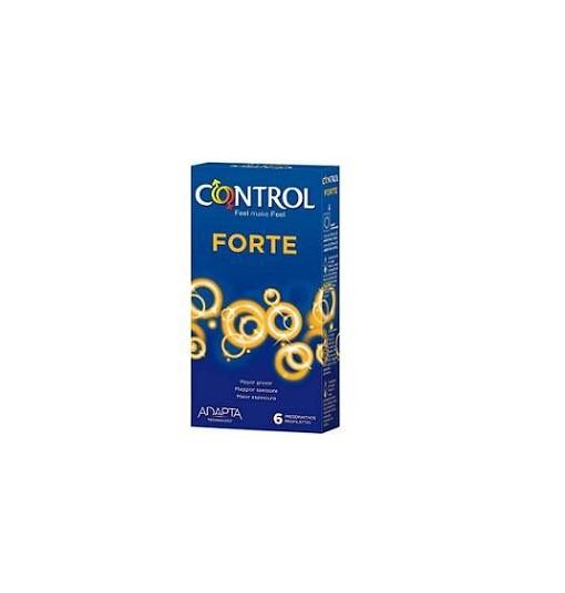 Profilattico Control Forte 6 Pezzi