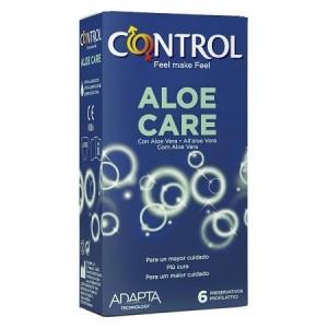 Profilattico Control Nature Aloe Vera 6 Pezzi