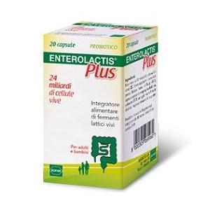 Offerta Speciale Enterolactis Plus 20 Capsule