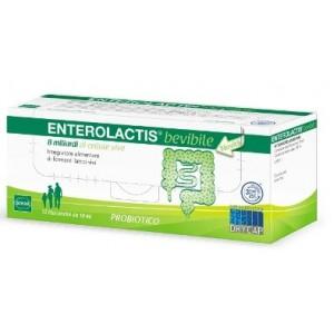 Offerta Speciale Enterolactis 12 Flaconcini 10 Ml