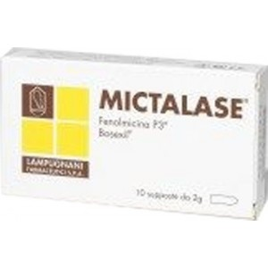 Offerta Speciale Mictalase 10 Supposte 2 G