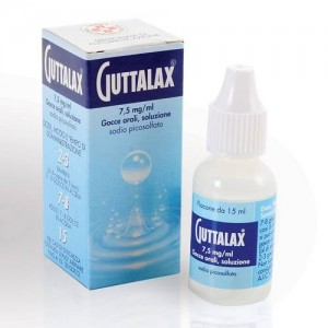 Guttalax Os Gtt 15Ml 7,5Mg/Ml