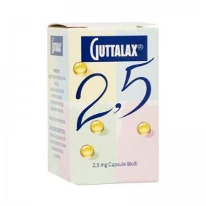 Guttalax 30Cps Molli 2,5Mg