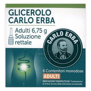 Glicerolo Ad 6Cont 6,75G