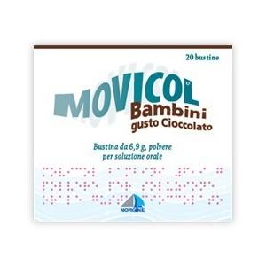 Movicol Cioccol Bb 20Bust 6,9G
