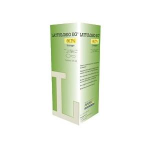 Lattulosio Eg Scir 180Ml 66,7%