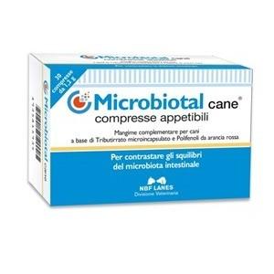Microbiotal Cane 30 Compresse