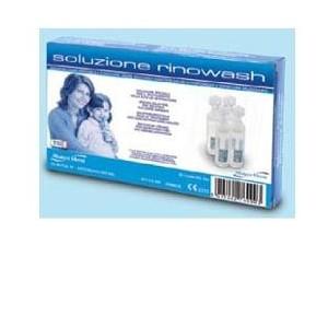 Rinowash Soluzione Salina Ipertonica Per Pulizia Naso 10 Fiale