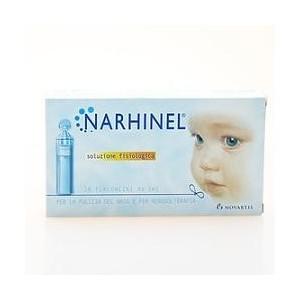 Soluzione Fisiologica Per Aspiratore Nasale Narhinel 20 Fiale