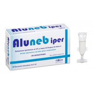 Soluzione Da Nebulizzare Aluneb Iper 20 Flaconcini Monodose Da