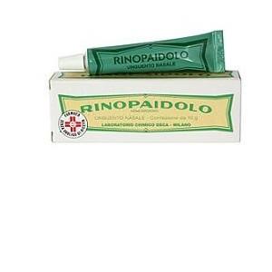 Rinopaidolo Unguento Nasale Flacone 10G