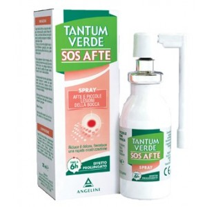 Tantum Verde Sos Afte Spray 20 Ml