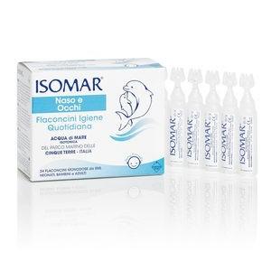 Offerta Speciale Isomar Naso 24 Flaconcini 5 Ml Igiene