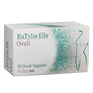 Eutylia Elle Ovuli Vaginali 10 Pezzi