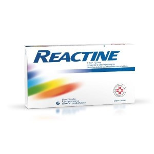 Offerta Speciale Reactine 6Cpr 5Mg+120Mg Rp