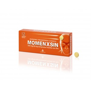 Offerta Speciale Momenxsin 12Cpr 200Mg+30Mg