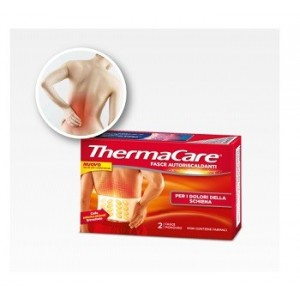 Offerta Speciale Thermacare Schiena 2 Fasce