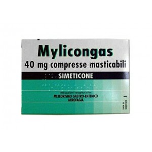 Offerta Speciale Mylicongas 50Cpr Mast 40Mg