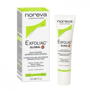 Exfoliac Global 6 Crema 30Ml