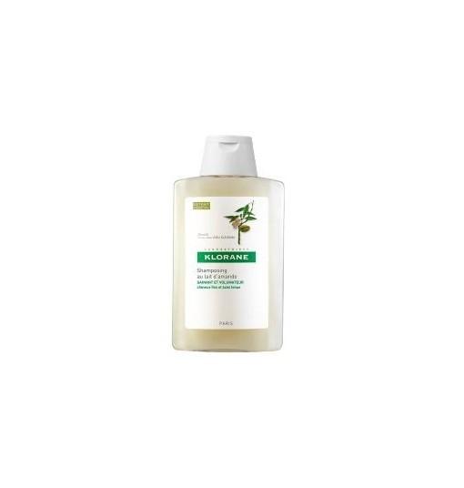 Klorane Shampoo Al Latte Di Mandorla 400 Ml