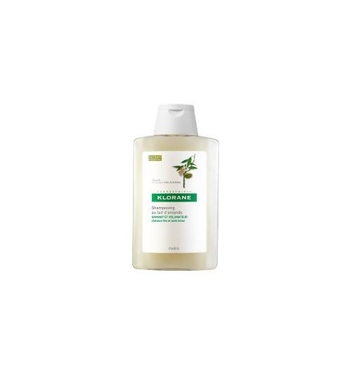 Klorane Shampoo Latte Mandorla 200 Ml