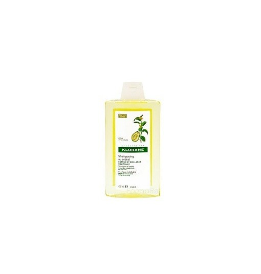 Klorane Shampoo Alla Polpa Di Cedro 400 Ml