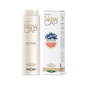 New Cap Shampoo Antiforfora 250 Ml