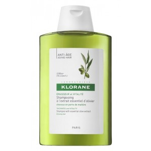 Klorane Shampoo Trattante E Riflessante All'Ulivo 200 Ml