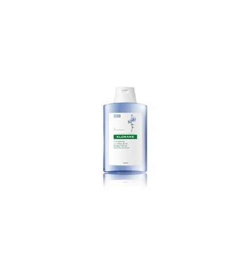 Klorane Shampoo Fibre Lino 400 Ml