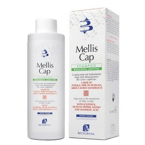 Mellis Cap Shampoo Riducente E Lenitivo 200 Ml