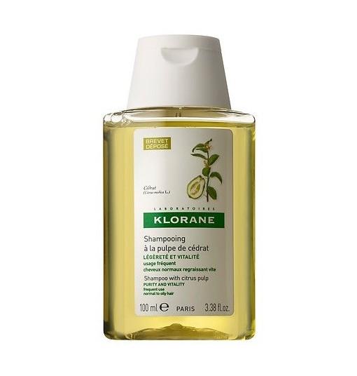 Klorane Shampoo Polpa Cedro 100 Ml