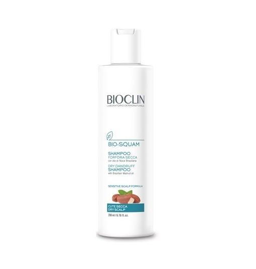 Bioclin Bio Squam Shampoo Forfora Secca 200 Ml
